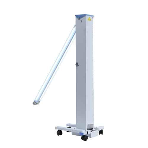 lampara ultravioleta portatil gran formato